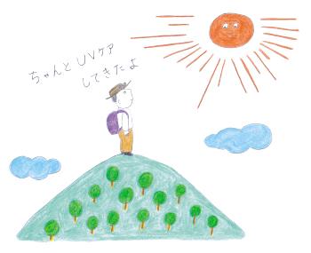 侮ってはダメ、春の紫外線の影響
