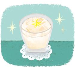 夏こそおすすめ 冷やし甘酒